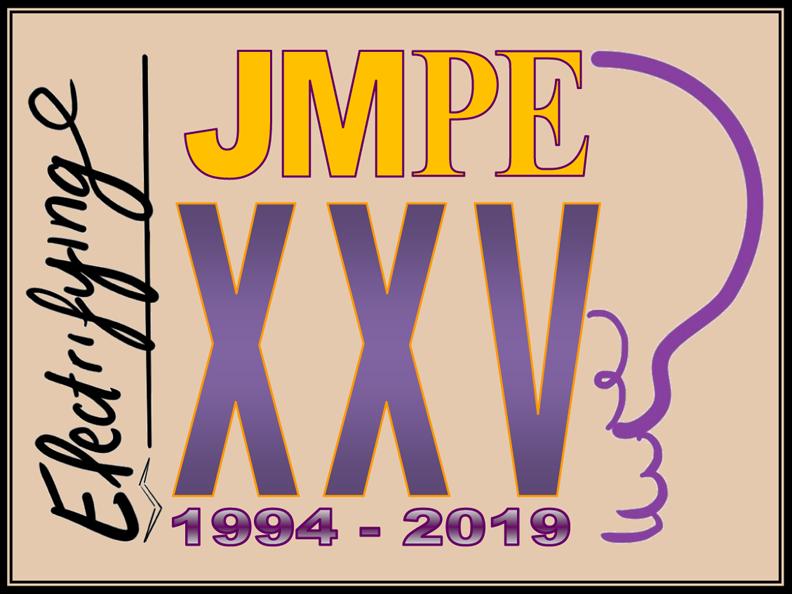 JMPE 25 Year Anniversary