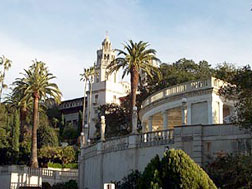 Hearst Castle Stealth Cell Site
