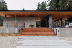 Senora Auto Camp Pavilion