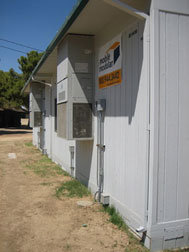 Kern High School Portable Classrooms
