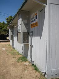 Kern High School Portable Classrooms
